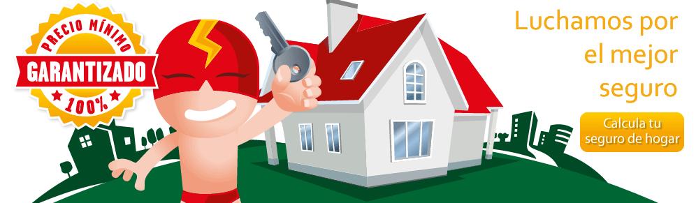 Calcular seguro de hogar