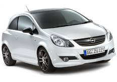 Opel Corsa Limited