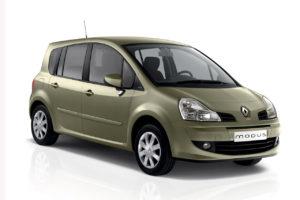 Seguro de Coche barato Renault Modus