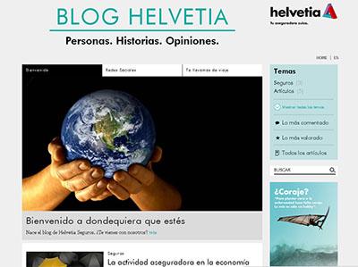 La nueva voz de Helvetia Seguros en España