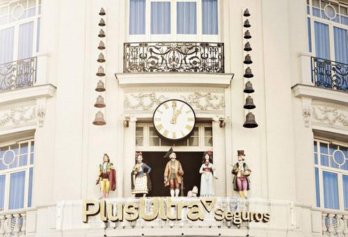 La sede de Plus Ultra Seguros cumple cien años