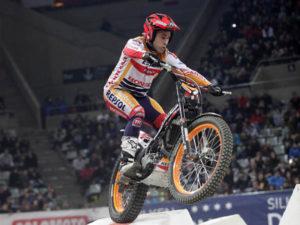 Toni Bou gana el Trial Indoor de Barcelona