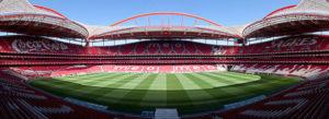 El  estadio de La Luz, en Lisboa, acoge la Final de la Champions League