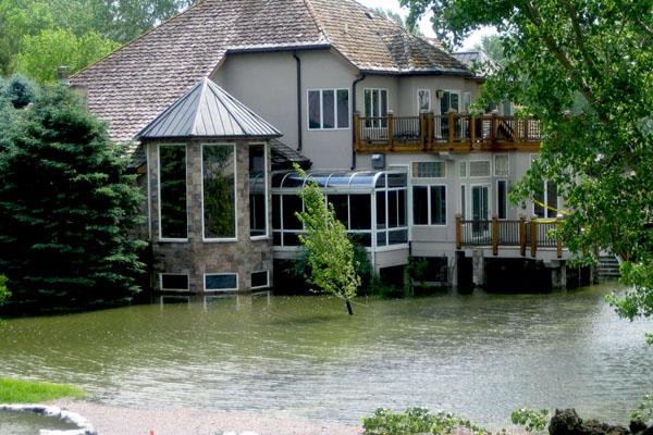 Asegura tu casa ante los riesgos de inundación