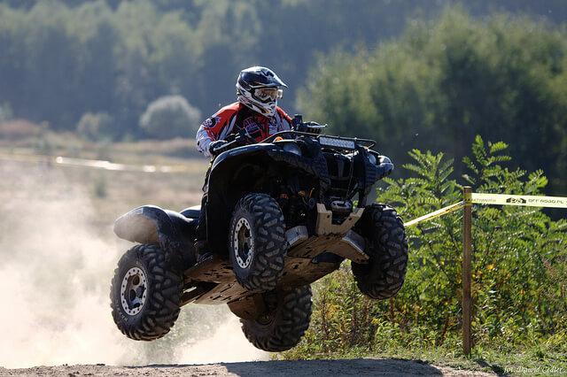 Al calcular el Seguro de quad se tiene en cuenta las características del quad y del tomador