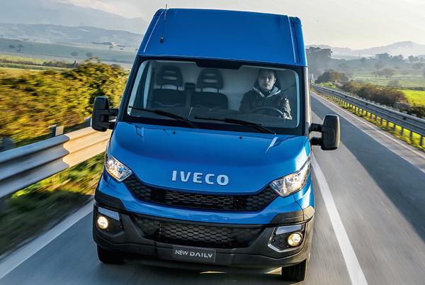La furgoneta del año en 2015 es la nueva Iveco Daily