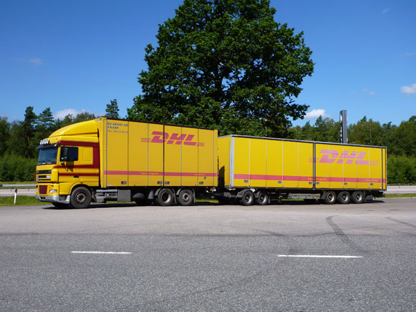 Los mega camiones circularán por España con seguridad