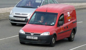 Conduce seguro tu furgoneta para evitar accidentes