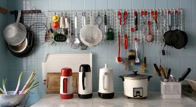 La cocina es donde se producen más accidentes en el hogar
