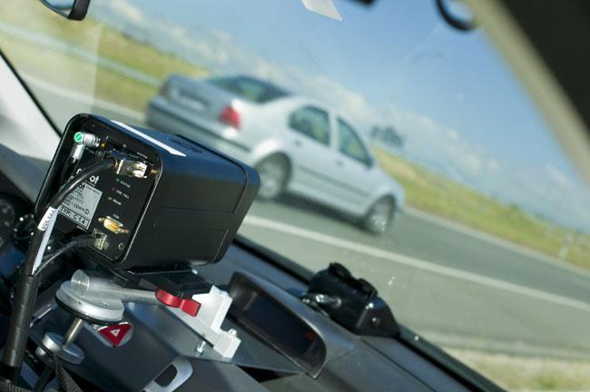 Conduce seguro tu coche para evitar ser cazado por los radares