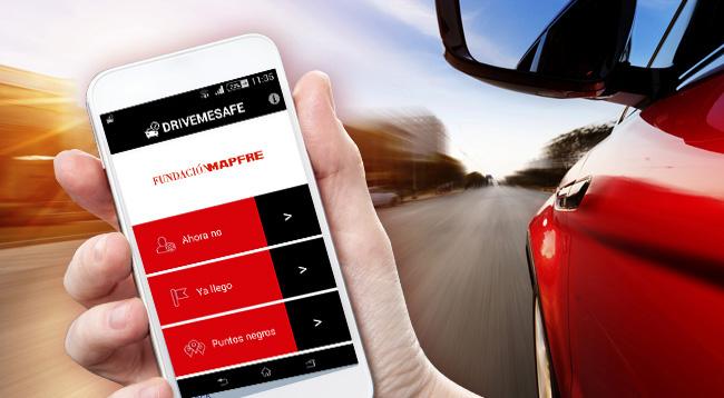 Drivemesafe te ayuda a conducir seguro y bloquea las llamadas cuando estás al volante de tu coche