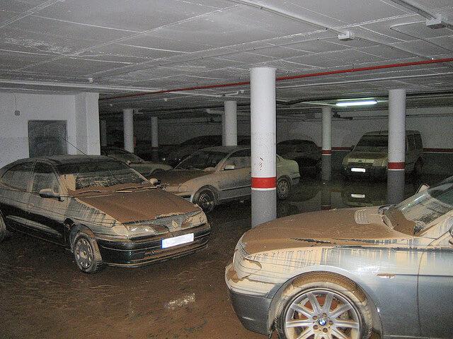Tu seguro de coche debe contar con coberturas de daños para que el Consorcio de Compensación de Seguros pueda cubrirte en caso de catástrofe