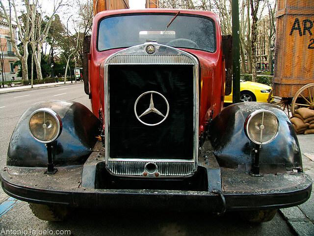 Es más seguro y eficiente un camión nuevo que un vehículo viejo.