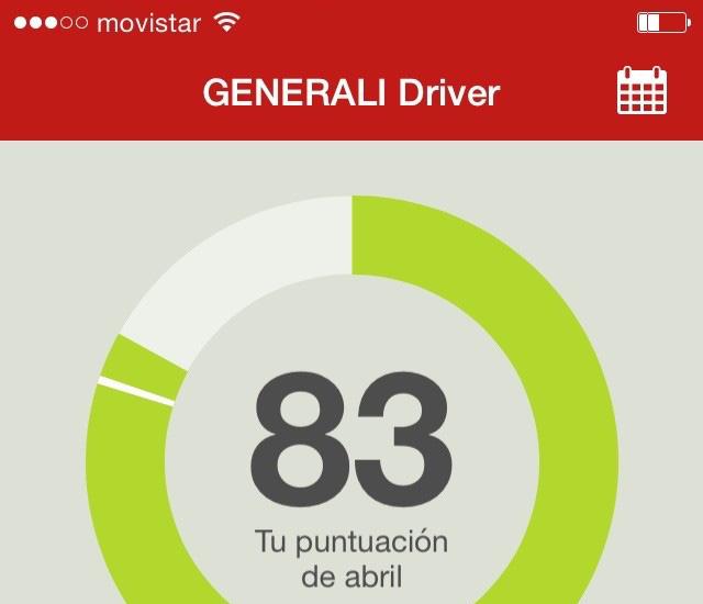 Generali Driver: una app para evaluarte como conductor