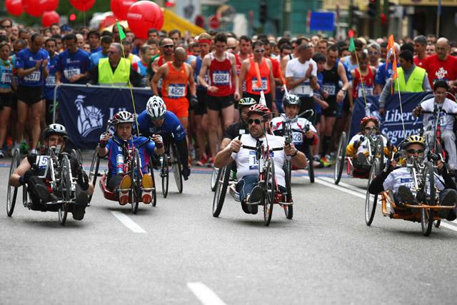 La Carrera Liberty reunirá a más de 10.000 deportistas en Madrid