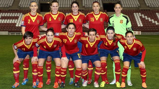 Seguros Pelayo asegura a la Selección Española de Fútbol femenino