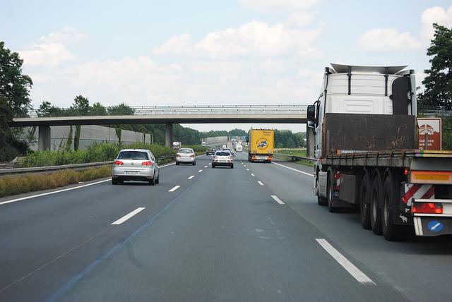 Conduce seguro tu camión: Los camiones ya pueden ser sancionador por los radares