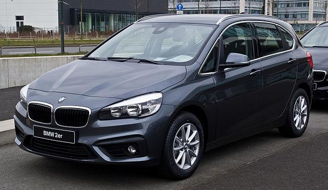 El coche seguro para viajar es el BMW Serie 2 Active Tourer