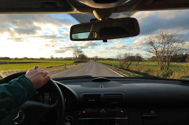 La seguridad vial se ve direcamente relacionada con el mayor uso del coche