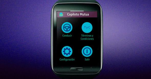 Mutua Madrileña y Samsung lanzan una aplicación para evitar accidentes