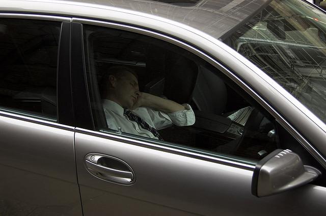 Es más seguro descansar: la falta de sueño provoca el 20% de los accidentes