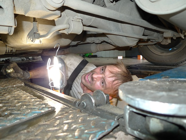 La reparación del coche puede costar el doble en talleres de unas provincias y otras