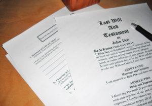 Seguro que no te has planteado hacer testamento... es recomendable.