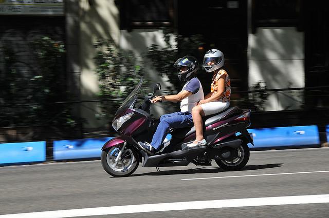 No hay que bajar la guardia en la seguridad de motos y ciclomotores