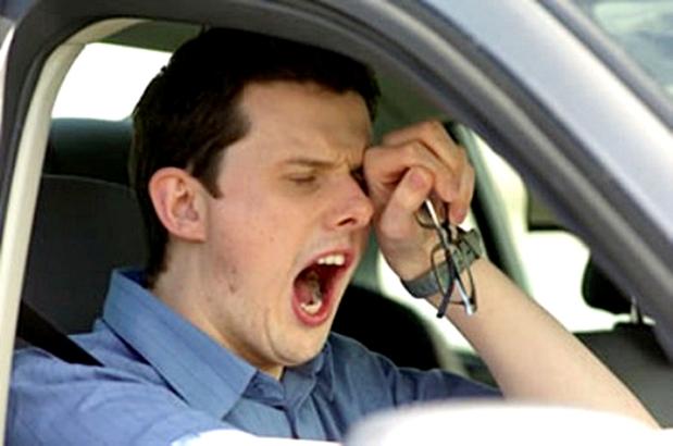 Unos 15 millones de españoles se han quedado dormidos alguna vez al conducir