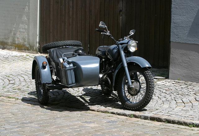 La mayoría de vehículos que asegura el Consorcio son motocicletas y motos.