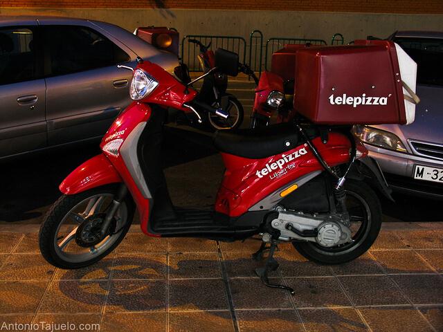 La mitad de los scooters incluyen en su seguro la cobertura por pérdida de licencia de conducir