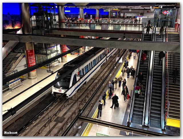 La Administración Pública cubre hasta el 52% de los costes del transporte público.