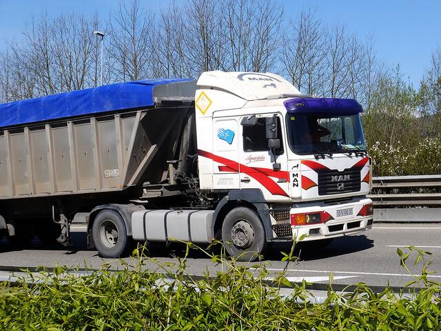 El CAP pretende asegurar que los conductores de camión tienen la formación adecuada