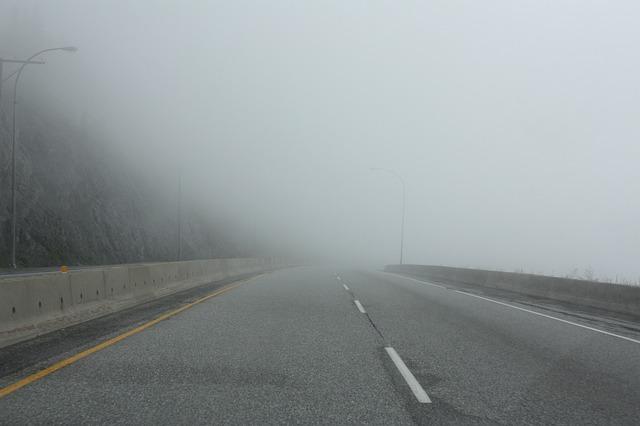 La Regla de las tres V es un seguro en caso de niebla