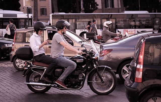 La asistencia en carretera es el siniestro más habitual en las motos