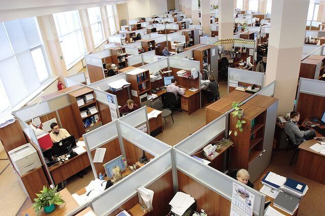 La mala ventilación en la oficina puede ser perjudicial para la salud