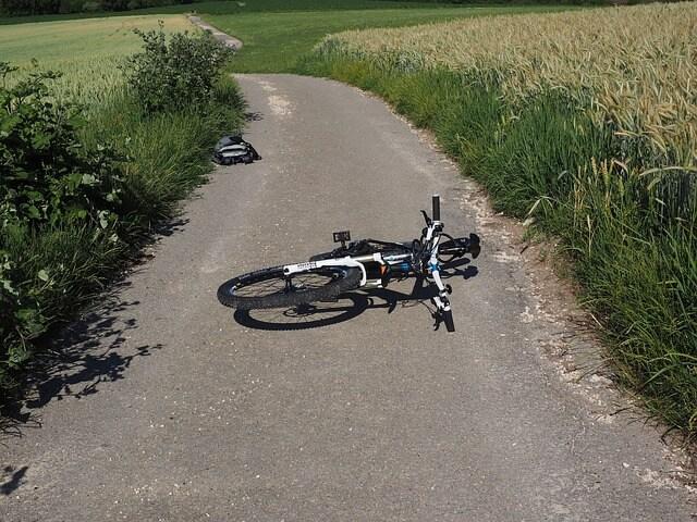 Las bicicletas son vehículos más frágiles con más riesgo de accidente