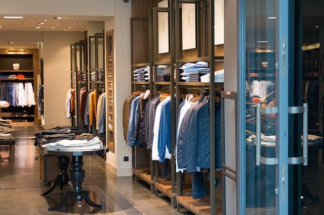 Las tiendas de moda son las que más sufren los hurtos, con el 1,82% del total