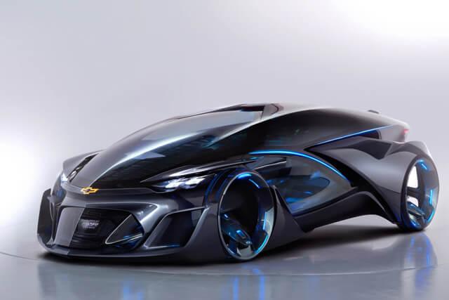 Los coches del futuro conducirán de forma automática y velarán por nuestra seguridad.