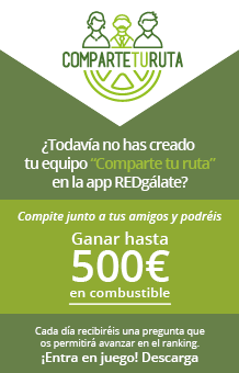 El concurso de Mapfre Seguros 'Comparte tu ruta' está en marcha hasta el 25 de marzo.