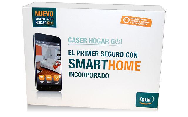 El Seguro de Hogar de Caser ofrece servicios para conectar el hogar