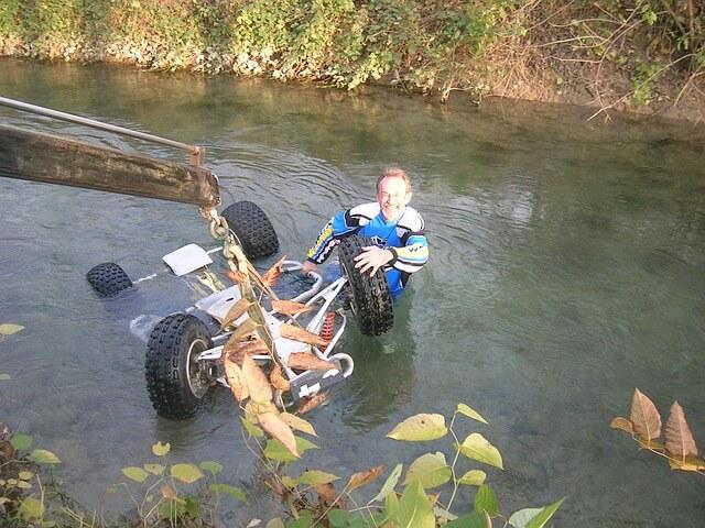 El Seguro de Quad puede cubrir al conductor en caso de accidente