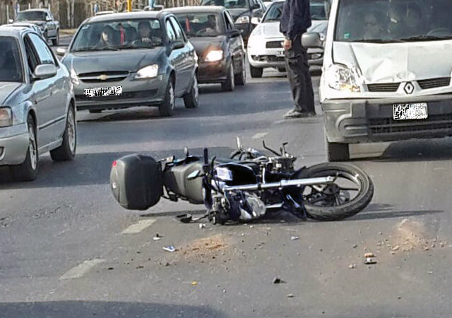 Conduce seguro tu moto para evitar accidentes