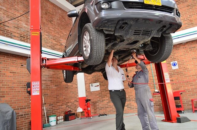 El mantenimiento del vehículo hace más seguro y fiable nuestro coche