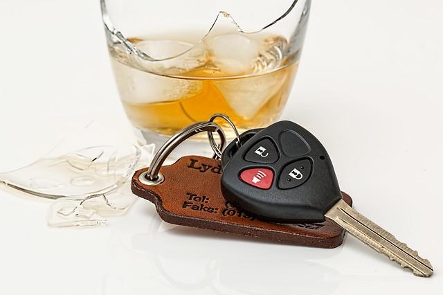 Los Seguros no cubren al conductor bebido o drogado