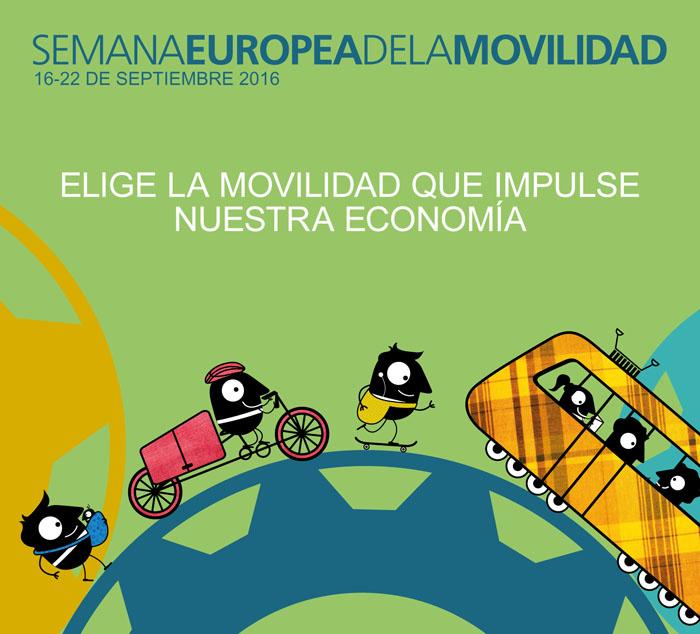 Semana Europea de la Movilidad y Hábitos Seguros