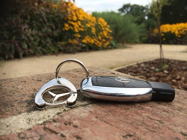 Seguro de coche y la cobertura de perdida de llaves