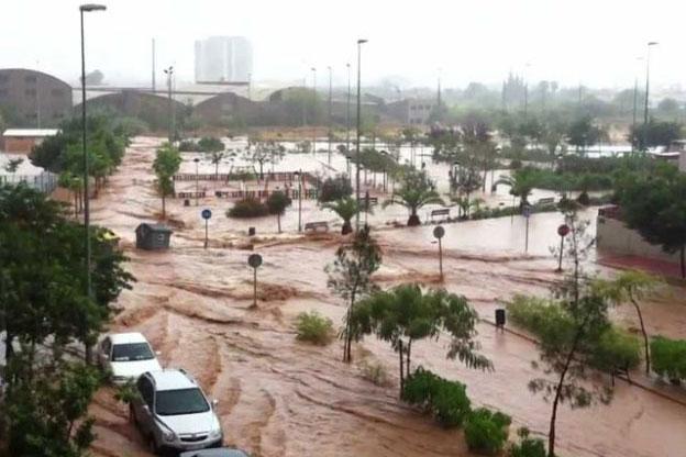 inundaciones por DANA - consorcio de seguros CCS