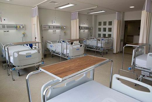 Los Seguros de Salud ponen hospitales privados a disposición de sus clientes