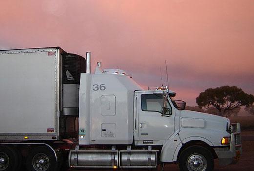 La cabina, seguro del camion